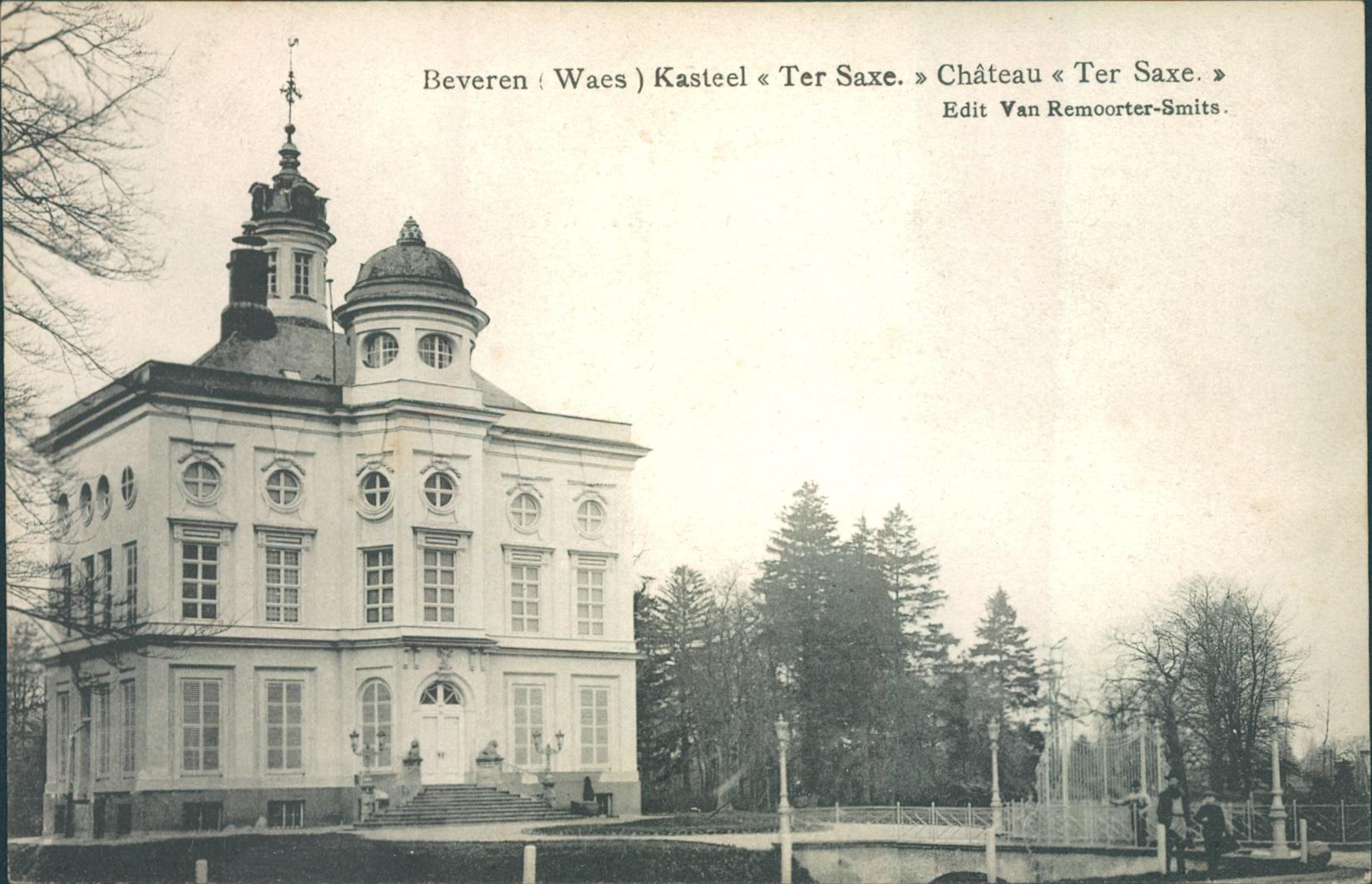 Beveren Beveren Bezet 1914 1918