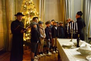 Het optuigen van een dennenboom is een christelijke traditie die de Duitsers tijdens de bezetting van 14-18 in ons land importeerden
